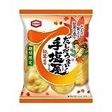 亀田製菓 手塩屋ミニ 松茸(まつたけ)風味 55g×10袋