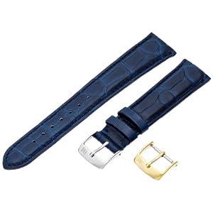 [モレラート]MORELLATO AMADEUS アマデウス 19mm ブルー アリゲーター U0518 339 061 019