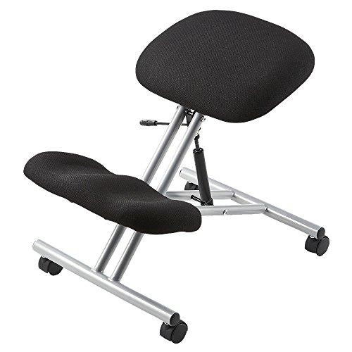 イーサプライ バランスチェア 姿勢矯正 椅子 EEX-CH15