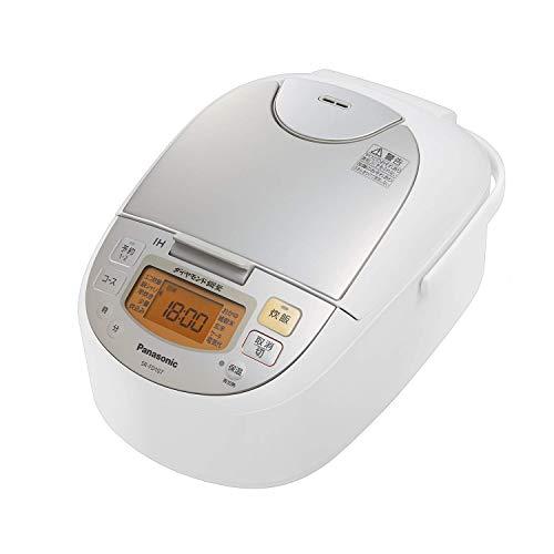 パナソニック 炊飯器 5.5合 IH式 シャンパンホワイト SR-FD107-W