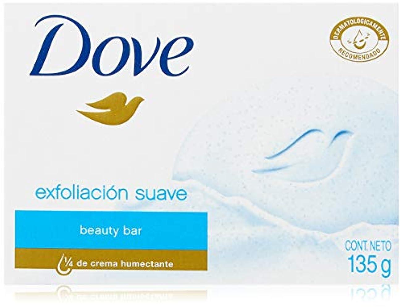 退院ぬれた制限Dove エクスフォリエイティングビューティーバー、4.25オズバー、2 Eaと(11パック) 11のパック