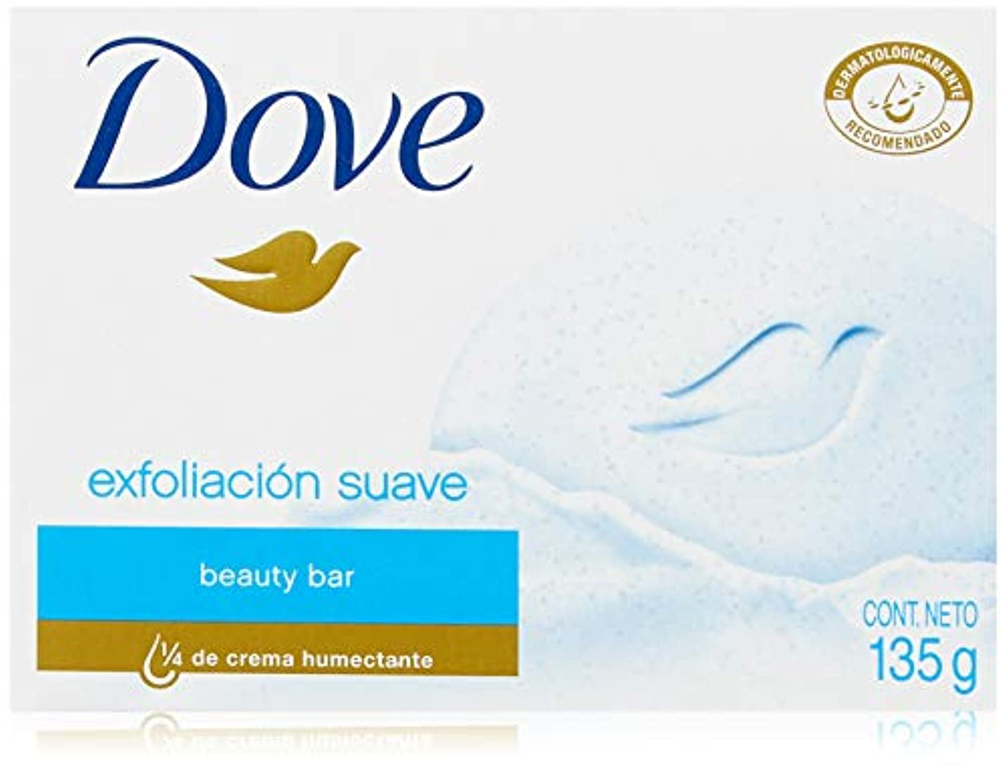 Dove エクスフォリエイティングビューティーバー、4.25オズバー、2 Eaと(11パック) 11のパック