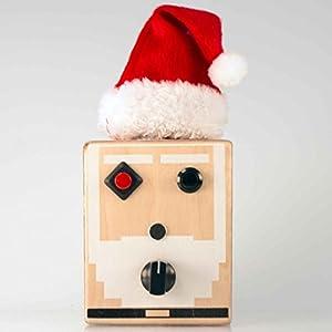 brandnewnoise 8bit Santa ボイスレコーダー・ミュージック・ガジェット