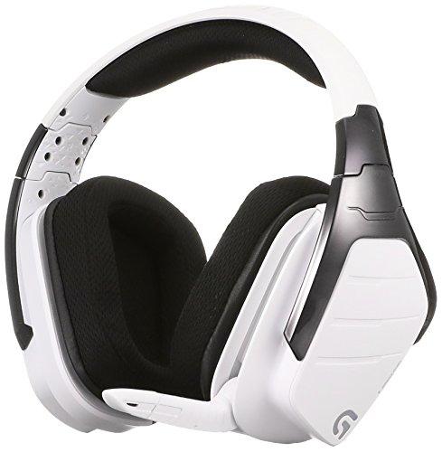 ゲーミングヘッドセット PC PS4 ロジクール G933rWH ワイヤレス RGB サラウンド Dolby DTS® 7.1ch Xbox One