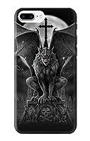 JP0850I8P ガーゴイル悪魔 Gargoyle Devil Demon iPhone 8 Plus ケース