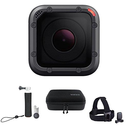 【国内正規品】 GoPro ウェアラブルカメラ HERO5 Session アクセサリーケース他2点セット