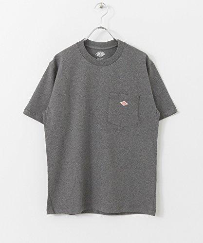 (アーバンリサーチ ドアーズ) URBAN RESEARCH DOORS DANTON Pocket Tシャツ JD-9041-DM85 40 H.CHARCOAL