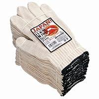 おたふく手袋/純綿ジャパン軍手12双入×10セット[総数120双]/品番:G-649