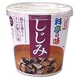 マルコメ カップ料亭の味 しじみ 1食×6個