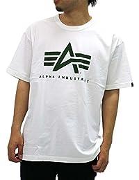 [アルファ インダストリーズ] Tシャツ メンズ 大きいサイズ 半袖 ミリタリー エアフォース