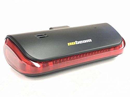 nubeam(ヌービーム)NB-600J【盗難防止アラーム・ウインカー付きテールライト】【送料無料】