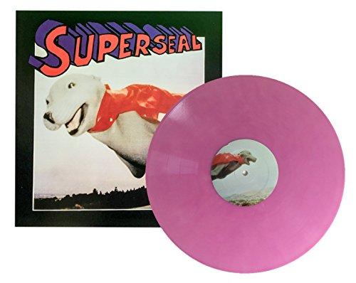 DJ QBert (Skratchy Seal) - Super Seal Breaks (Purple Opaque パープル オペーク) 12
