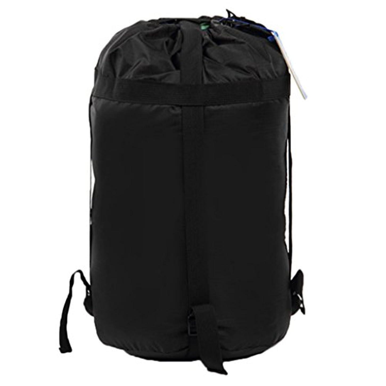 流用する論理的アデレード2サイズ 軽量 圧縮袋 圧縮 スタッフ サック アウトドア キャンプ バッグ