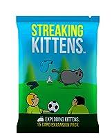 Streaking Kittens:これは、子猫の爆発の第2の拡大です