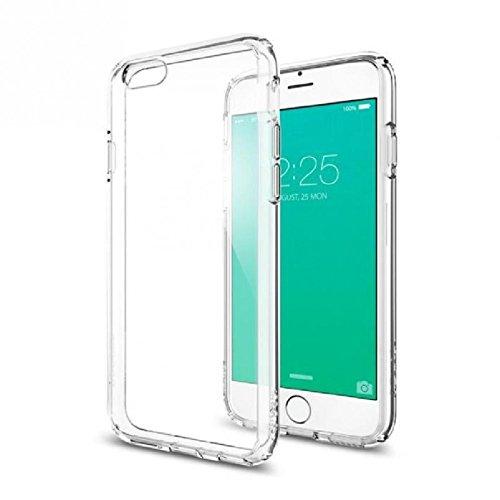 SpigeniPhone6S ケース / iPhone6 ケース ウルトラ・ハイブリッド 米軍MIL規格取得 (クリスタル・クリア SGP11598)