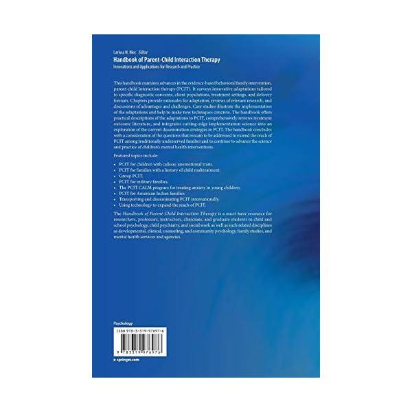 Handbook of Parent-Chil...の紹介画像2