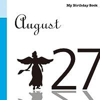 8月27日 My Birthday Book