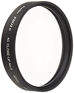 Kenko レンズフィルター PRO1D AC クローズアップレンズ No.3 52mm 近接撮影用 025239
