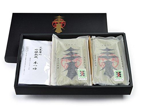 国内産 大入り茶そば (240g×5袋 麺つゆ付 化粧箱)