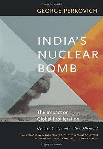 Download India's Nuclear Bomb (Philip E.Lilienthal Book in Asian Studies) 0520232100