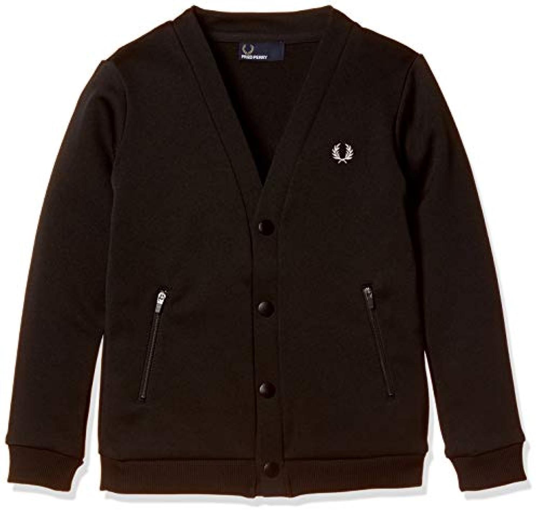 [フレッドペリー] カーディガン Jersey Cardigan FY2004 ボーイズ
