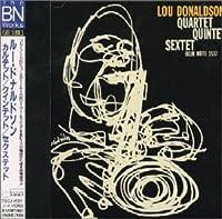 Lou Donaldson Quartet Quintet Sextet (Re by Lou Donaldson (2000-10-25)