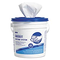 kcc06471ワイパーfor Bleach Disinfectants Sanitizers、12x 121/2、90/ロール