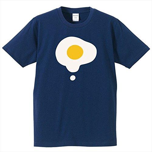 ガーリッシュ ナンバー 目玉焼き Tシャツ