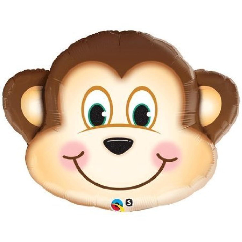 Mischief Monkey 30インチXL Supershape Mylar Balloon