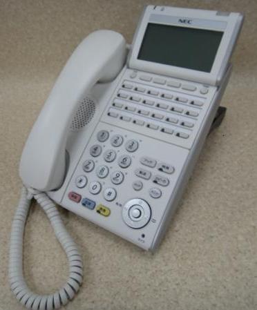 ITL-24DG-3D(WH)TEL NEC Aspire X 電話機 ビジネスフォン