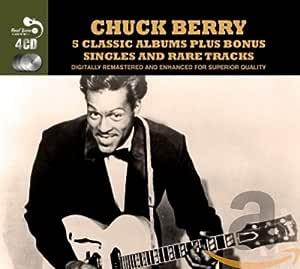 5 Classic Albums Plus Bonus Singles and Rare Tracks