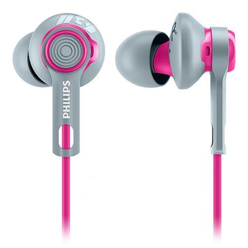 Philips SHQ2300PK/27 ActionFit Sports Headphones Pink [並行輸入品]