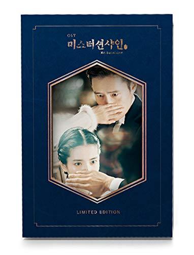 ミスターサンシャイン LIMITED EDITION [ユージン Eugene ver.] (TvN Drama) 2CD+DVD+Goods+Folded Poster [韓国盤]