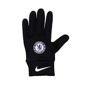 NIKE(ナイキ)チェルシー スタジアム グローブ サッカー手袋 フィールドグローブ GS0353 060アンスラサイト×ブルー M