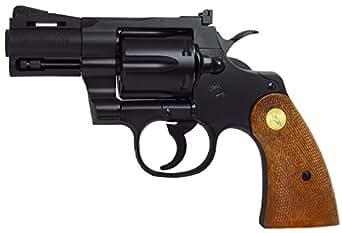 タナカ コルト パイソン .357マグナム 2.5インチ Rモデル ヘビーウェイト 18歳以上ガスリボルバー