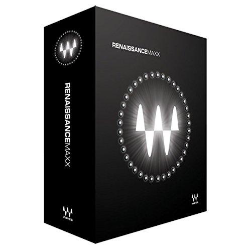 WAVES Renaissance Maxx バンドル プラグインソフト (ウェーブス) 国内正規品 ダウンロード版