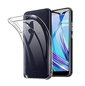 ASUS ZenFone Max Pro (M1) (ZB602KL) ケース SHINEZONE ASUS ZenFone Max Pro (M1) (ZB602KL) ソフトカバー 透明 TPU 耐衝撃 落下防止 防指紋 全面保護カバー(ASUS ZenFone Max Pro (M1) (ZB602KL) ケース クリア)