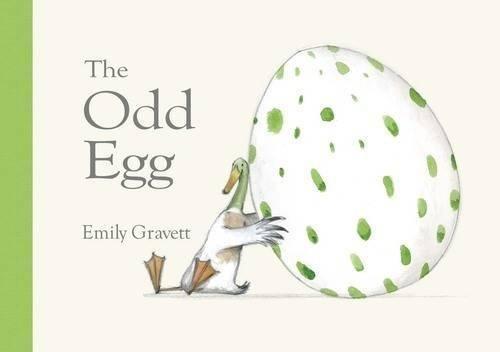 『The Odd Egg』のトップ画像