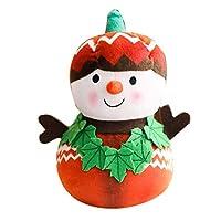 Konrev クリスマス ぬいぐるみ オーナメント 卓上 置物 部屋 クリスマス飾り デコレーション 玄関 ディスプレ かわいい クリスマスツリー サンタクロース 人形 クリスマス プレゼント