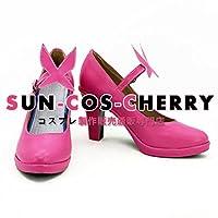 【サイズ選択可】コスプレ靴 ブーツ K-1838 Re:ゼロから始める異世界生活 エミリア陣営 ベアトリス 男性25.5CM