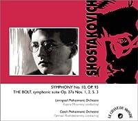 Shostakovich: Symphony No.10, The Bolt Suite