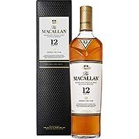 シングルモルト ウイスキー ザ マッカラン 12年 [イギリス 700ml ] [ギフトBox入り]