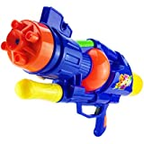 ロング高圧圧力水鉄砲子供玩具フローティング玩具水鉄砲大水鉄砲65CM ( Color : Blue , Size : L )