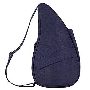 HEALTHY BACK BAG(ヘルシーバックバッグ) テクスチャードナイロン Mサイズ 6304 ブルーナイト