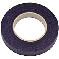 DDU 花資材 花茎 粘着テープ 装飾 DIY クラフトプロジェクト 弾性閉鎖 30ヤード1ロール パープル