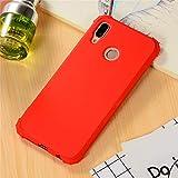 Huawei P20 Lite 電話 シェル 保護 設計 衝撃吸収/ハイインパクト 耐性 弁護者 スリム カバー の Moonmini KD58-DT-189