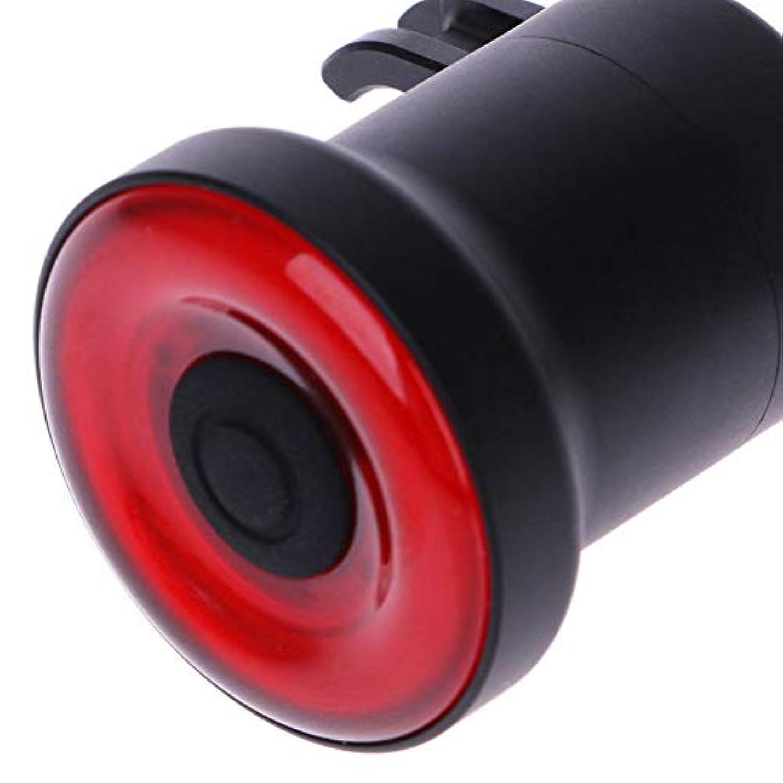 スマート乱闘登場自転車 テールライト インテリジェント ヘッドライト 帰納 ブレー ライト USB 充電中 夜の乗車 303