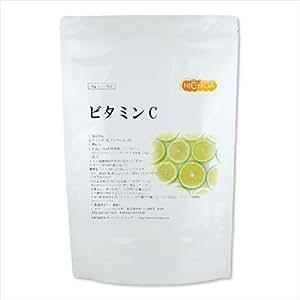 ビタミンC 1kg(L-アスコルビン酸)食品添加物規格【原末 スペシャルグレード】計量スプーン付