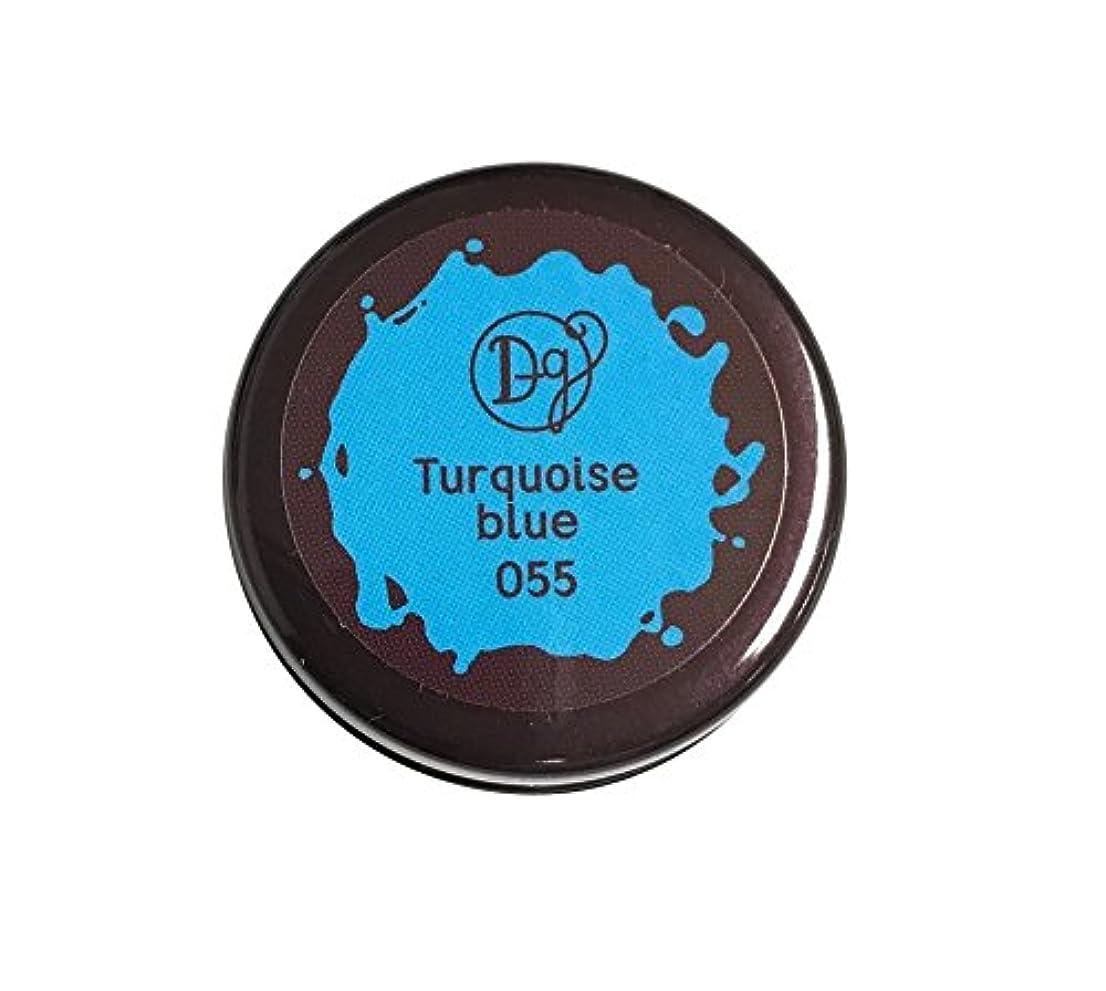 予備トピック中毒DECORA GIRL カラージェル #055 ターコイズブルー