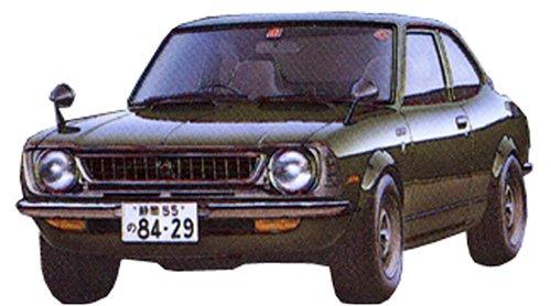 1/24インチアップディスクシリーズ53 TE27レビン '72